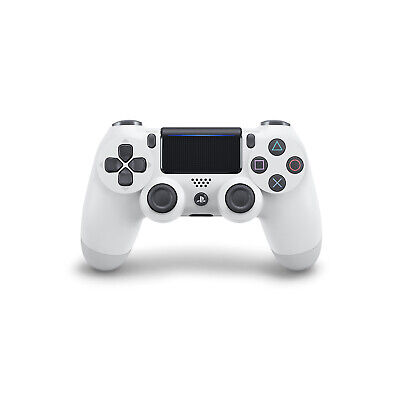 DualShock 4 Wireless Controller for PlayStation 4 - Glacier White [Brand New]