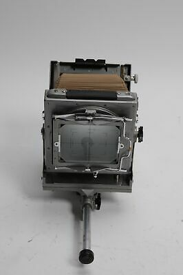 Calumet 4x5 Monorail Large Format Camera                                    #918