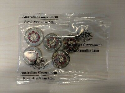 2019 100 Years Of Repatriation $2 Coin Sealed Mint Bag RAM 5 UNC