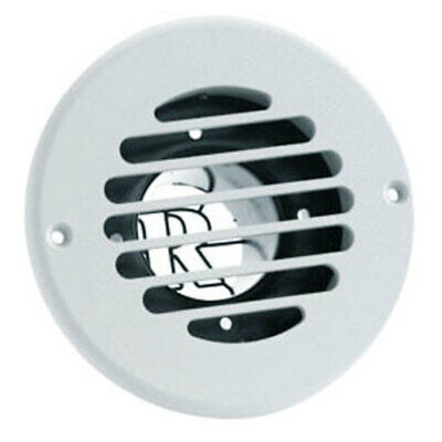 Reggio Registers 5R-AL 5 Inch Slatted Grille High Velocity Outlet -