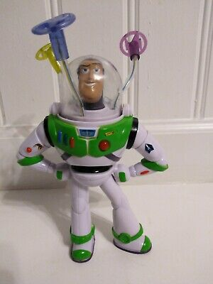 Disney Parks Toy Story Buzz Lightyear Light Up Chaser Spinner