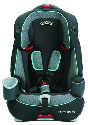 Graco Nautilus 65 3-in-1 Harness Booster Car Seat in Sully NEW