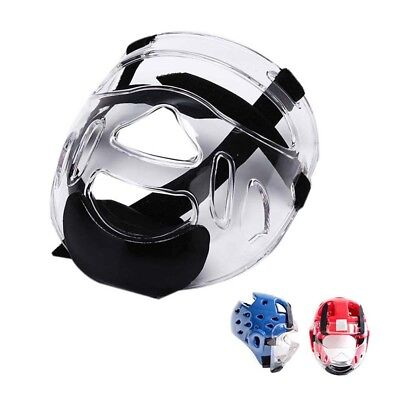 Clear Plastic Face Shield Head Shield Removable Helmet Mask Protective Gear UK
