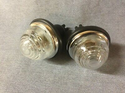 New Standard Ensign Companion Front Side Flasher Lamps Pair