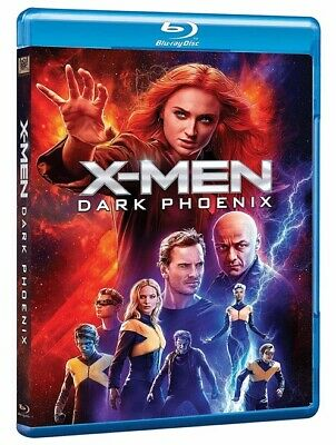 X-Men: Dark Phoenix - Blu Ray  Blue-Ray Fantascienza