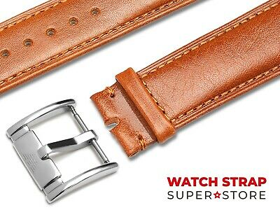 Brown Fits EMPORIO ARMANI Watch Strap Band Genuine Leather 18 19 20 21 22mm Pins