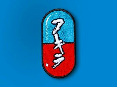 Akira Pill – Anime, Manga Embroidery patch
