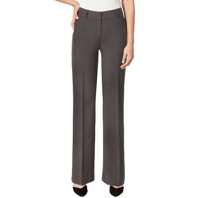 ALFANI NEW Women's Trouser Curvy Fit Wear To Work Dress Pants TEDO