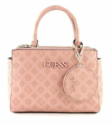GUESS SMALL STATUS Satchel Janelle Small Status Satchel