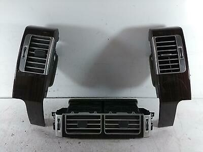 2016 LAND ROVER RANGE ROVER Mk4 Front Interior Vents Set 581