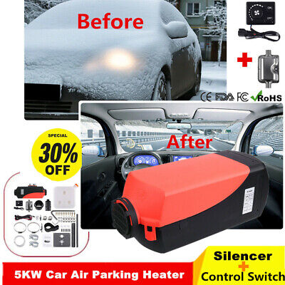 12V 5KW Air Diesel Heater Control Switch 5KW for Car Truck Motor Vent Thermostat