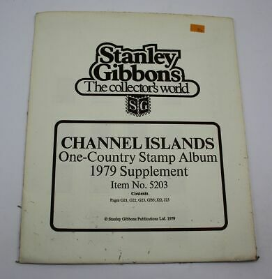 Channel Islands 1979 One Country