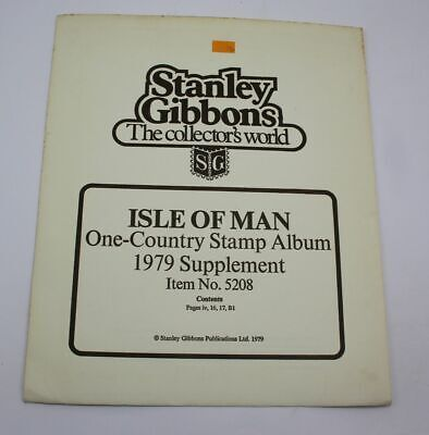 Isle of Man 1979 One Country
