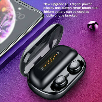 2019 Latest Style Touch Control Wireless Earbuds Bluetooth wireless headset US P