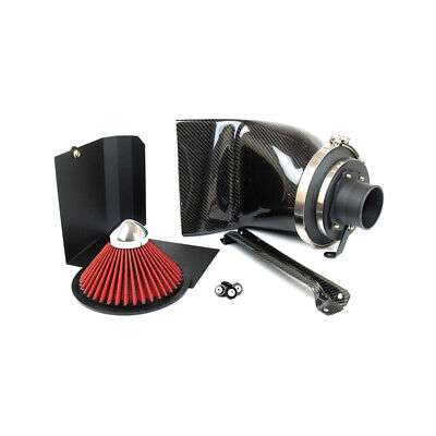 Tegiwa Carbon Fibre Airbox Intake For Honda Civic Type R Ep3 Red Breather