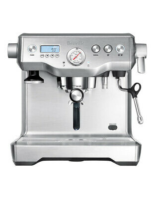 Breville BES920BSS The Dual Boiler Espresso Maker: Stainless Steel