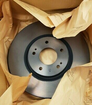 Brembo Calipers Quality Front Brake Discs for Mitsubishi Lancer EVO 7 2.0 CT9A