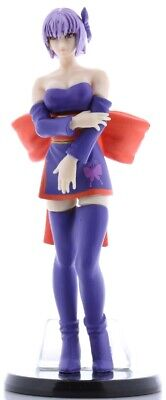 Dead or Alive Ultimate Figurine Figure Ayane Purple HGIF Gashapon Gachapon