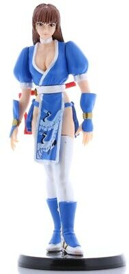 Dead or Alive Ultimate Figurine Figure Kasumi Blue HGIF Gashapon Gachapon