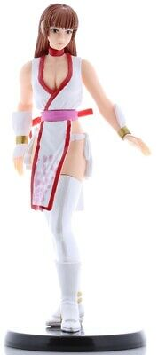 Dead or Alive Ultimate Figurine Figure Kasumi White HGIF Gashapon Gachapon
