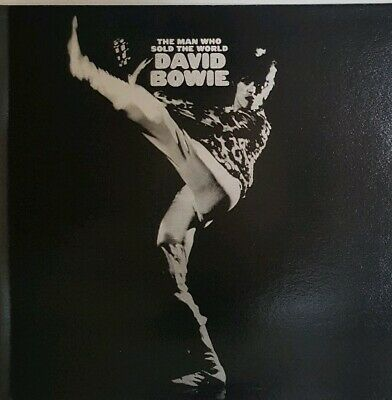 David Bowie The Man Who Sold The World Vinyl LP. Brand New.