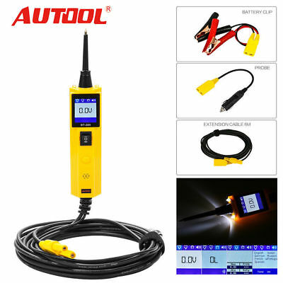 Autool BT-260 Probe Electrical Diagnostic Scan Battery Circuit Tester Detector
