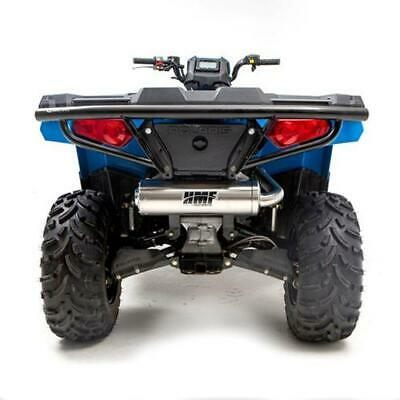 HMF Racing Defender Rear Bumper Black Polaris Sportsman 450 570