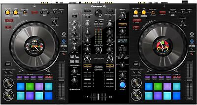 Pioneer DDJ-800 2-Channel Portable DJ Controller for Rekordbox DJ