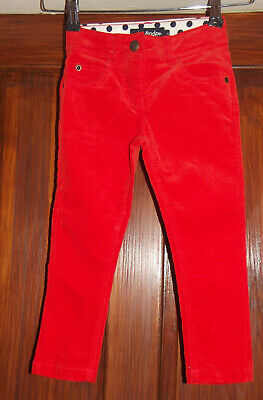 Mini Boden Cord Trousers Age 4 Years