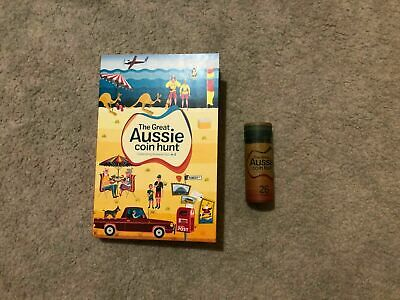 Free Express All 26 A-Z individuals THE GREAT AUSSIE $1 COIN HUNT + folder 2019