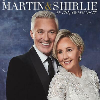 Martin & Shirlie 'In The Swing Of It' Cd (2019)