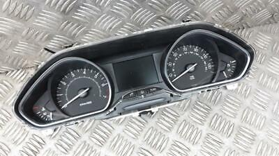 Peugeot 208 2012 To 2015 Instrument Cluster 9805975780 +WARRANTY