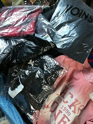 WHOLESALE JOBLOT Ladies Mens Kids Branded Clothing Shoes Accessories x 10 NEW