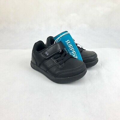 Black Toddler Boys/' Surprize by Stride Rite Darrell Uniform SNEAKERS