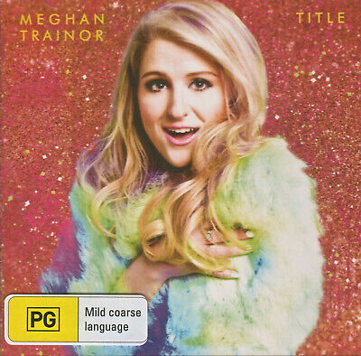 Meghan Trainor - Title (SPECIAL EDITION) New Sealed CD + DVD