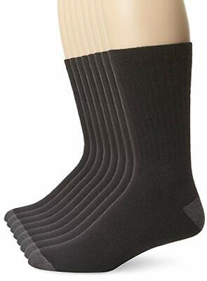 3/6/12 Pairs Stanley Mens Industrial Crew Boot Work Socks Thick Heavy Duty 6-11