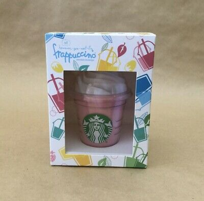 Starbucks Strawberry Frappuccino Phone Power Bank Charger - New In Box