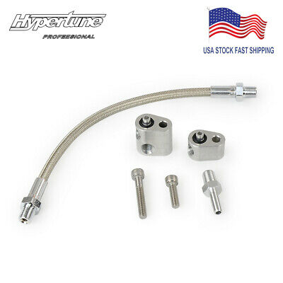Dayco Coolant Bypass Hose for 1968-1995 Ford Mustang 4.7L 4.2L 5.0L 5.8L V8 lv