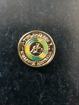 1 x 2019 limited-edition coloured $2 Wallabies coin
