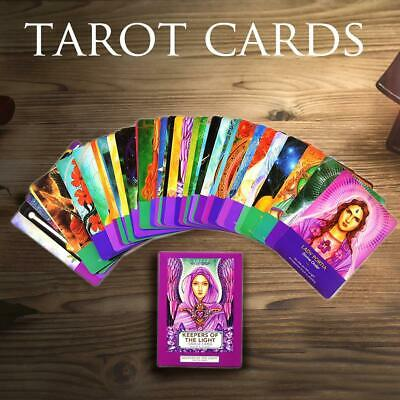 Sheets Oracle Cards 44 Card Keepers Tarot Games of the Cards Cards Light