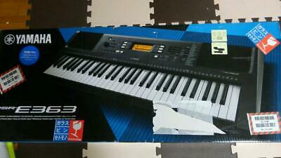 YAMAHA PSR-E363 Electronic keyboard piano 61 keys NEW IN BOX