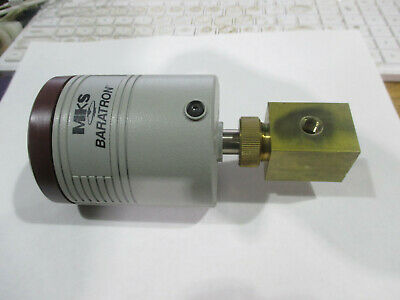 MKS Instruments Baratron Type 622 pressure transducer Model 622A-13595