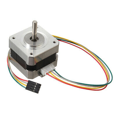 Nema 17 42mm 12V Hybrid Two Phase Stepper Motor For 3D Printer