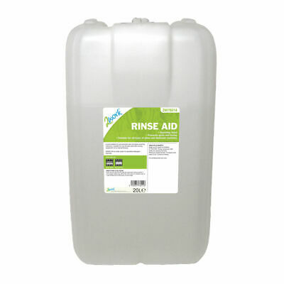 NEW! 2Work Rinse Aid 20 Litre 451