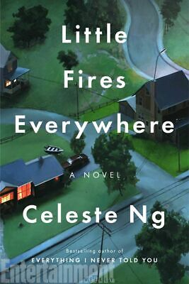 Little Fires Everywhere by Celeste Ng (P.D.F || Emailed)