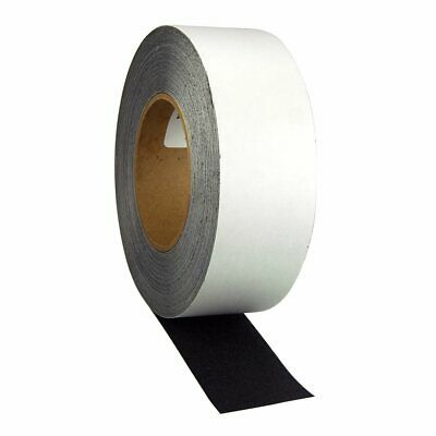Jessup Safety Track Resilient Non-Slip Safety Tape, Black, 2 in. X 60 ft. Roll
