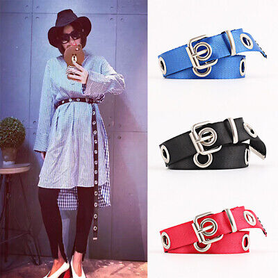 Fashion Woman Ring Belt Chain Punk Hollow Waist Accessories Clothing Decor Belts