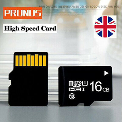 8GB Micro SD Card Class10 TF Memory Card HC Fit MP4 Camera Mobile Phone 80MB/s