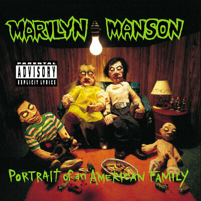 Marilyn Manson Portrait Of An American Family New CD