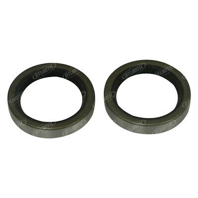 (2) Rear Axle Inner Seals 8N4233A for Ford 8N NAA 600 601 801 800 2000 4000 4cyl